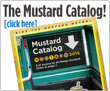 Get the new Mustard Catalog! Download, view online, or request a copy!