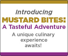 All the mustard excitement you can handle, bro!