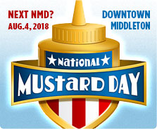 National Mustard Day Info