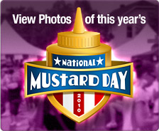 View Photos from National Mustard Day