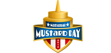 National Mustard Day Logo